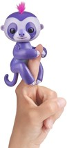Fingerlings - Interactive Baby Sloth (Purple) By WowWee - $27.60