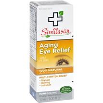 Similasan Eye Drops - Aging Relief - .33 fl oz - $15.01