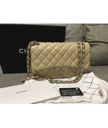 Chanel 2.55 Classic Jumbo Double Flap Bag Cavia... - $3,769.25
