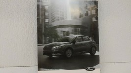 2016 Ford Focus Owners Manual 72805 - $91.22
