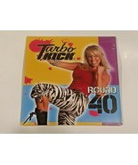 Turbo Kick Round 40 DVD CD Beachbody Powder Blue Chalene Johnson New Sealed - $29.65