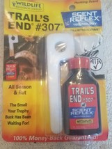 Wildlife Research Center Trails End #307 1oz - $29.28