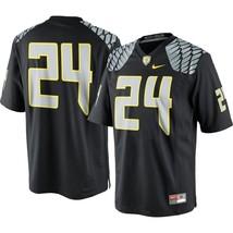 mens L/large nike oregon ducks football #24 limited/game jersey kieth si... - $64.99