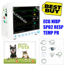 US Sell FDA 6 Parameters Veterinary ICU Vital Signs Patient Monitor CMS8... - $494.01