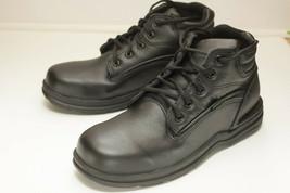 Rockport Postwalk US 9 W Black Rp8510 Work Shoe Men's - $78.00