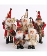 Christmas Tree Decor Candy Bag Ornaments Xmas Decor Santa Claus Party Decor - $3.25+