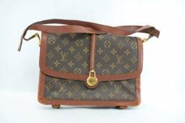 LOUIS VUITTON Monogram PASSY Shoulder Bag M51416 VINTAGE LV Auth ar1300 - $498.00
