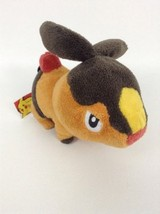 "2011 Pokemon Official Nintendo 6"" Tepig Pokemon Plush Stuffed Toy  - $14.80"