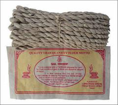 Sal Dhoop Handmade Tibetan  Rope Incense - $4.46