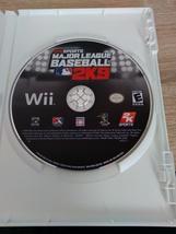 Nintendo Wii Major League Baseball 2K9 ~ COMPLETE image 3