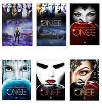 Once upon a time season one five 1 6 dvd bundle  2012 2017 30 disc  1 2 3 4 5 6 thumb200