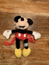 "Plush Backpack - Disney - Micky Mouse Soft Doll 18"" Pre-Owned - $9.99"