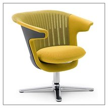 Steelcase i2i Collaborative Chair by Steelcase, Color = Tumeric - $1,622.00