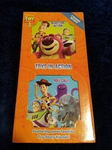 Toy Story 3 - 2 board books - $3.39