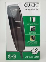 Hair Clippers New Wahl Electric Quick Cut 10pc Set Home Hair Cut Grooming - $56.09