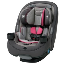 Convertible Car Seat Safety 1st 3-in-1 Grow and Go , Everest Pink - $202.94