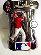 "Mike Trout Los Angeles Angels Limited Edition Imports Dragon Baseball 6""... - $21.24"