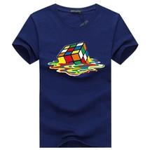 Tshirt 2018 Summer New Men T-Shirts The Big Bang Theory Printed Stylish ... - $15.00