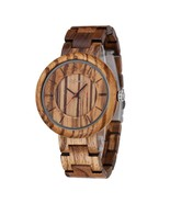 Shifenmei Elegant luxury quartz watch for ladies Wooden quartz watch for... - $93.93