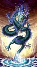 Dragons  Oriental  Chinesse     2.5 x 4.5 Fridge Magnet - $4.99