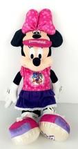 "Rare Disneyland Resorts 2014 New Years Celebration Minnie Mouse 18"" Plush - $29.99"