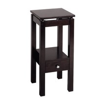 Winsome Wood 92714 Linea Accent Table, Espresso - $58.62