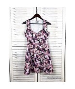 [ASOS] Fit and Flare Floral Dress - $40.00