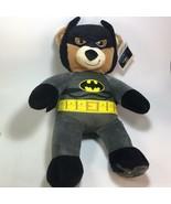 Build-A-Bear 16in BATMAN BEAR with Cape Teddy Plush DC Comics - $24.74