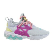 Nike React Presto Women's Shoes Phantom-White-Half Blue CD9015-001 - $120.00