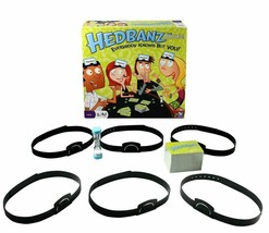 2010 Headbanz For Adults Board Game Sealed w/ 6 HeadBands - Discontinued - $29.99