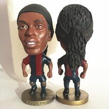 Soccerwe Fixed Base 10 Ronaldinho Doll - $7.68