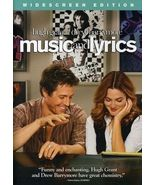 Music and Lyrics (DVD, 2007, Widescreen) - $8.95