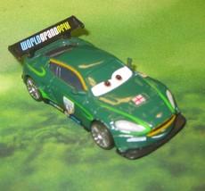 Mattel Disney Pixar Cars - Nigel Gearsley Metal Die-Cast Toy Car - $6.99