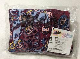NEW Lularoe OS One Size Russian Nesting Dolls Blue Bunny Rabbit Leggings image 4