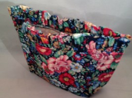 Longaberger Custom Made Tour II Liner Floral Fabric - $9.75
