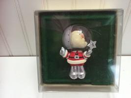 Vintage Hallmark Keepsake  Ornament  1981 Space Santa Spacesuit Astronau... - $19.30