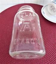 1940s hazelatlas mason quart canning jar square c thumb200