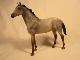 Breyer Molding Horse Classic Mold #3040DU Duchess Model 6136 Wild Blue [Z212o] - $12.76