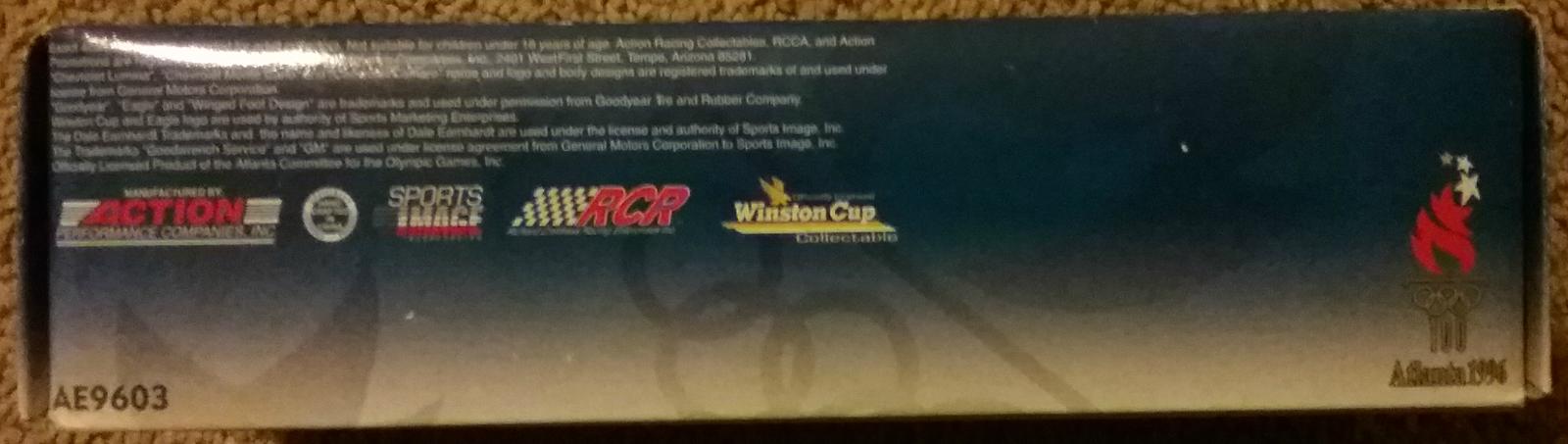 Dale Earnhardt NASCAR collection Multiple Item Lot -