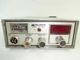 Vintage Midland International TX 77 101C 40 Channel CB Radio (UNTESTED A... - $23.64