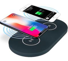 elDual Wireless Charger (Black) - $19.99+