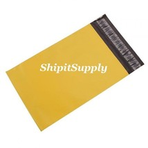 1-1000 6x9 ( Yellow ) Color Quality Poly Mailers Boutique Bags Fast Ship... - $0.99+