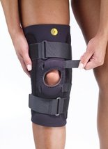 "Corflex Kinetic Posterior Adjustable Knee Sleeve w/Cor-Trak Buttress 13"" 3/16"" 4 - $52.99"
