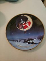 Avon - Greetings from Santa collectible plate -1998 - $7.91