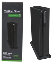 Vertical Black Stand holder For Microsoft Xbox One X Game Console system... - $33.74 CAD