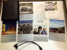 2011 MERCEDES BENZ ML M Class ML350 ML63 ML550 Owners Manual SET W ADAPT... - $138.55