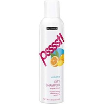 Psssst Shampoo Instant Dry Spray 5.3 Ounce 156ml 6 Pack