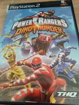 Sony PS2 Power Rangers: Dino Thunder (no manual) image 1