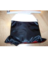 Size XS Up to 10 lbs Pet Dog Costume Halloween Reflective Vampire Cape New - $12.00