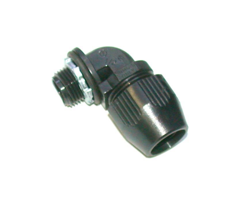 """NEW THOMAS & BETTS  21  1/2"""" THERMOPLASTIC BULLET CONNECTOR 90 DEGREE - $19.99"""